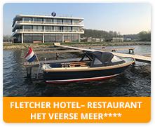Fletcher Hotel–Restaurant Het Veerse Meer**** in Arnemuiden