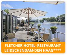 Fletcher Hotel–Restaurant Leidschendam-Den Haag**** in Leidschendam