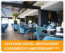 Fletcher Hotel–Restaurant Loosdrecht-Amsterdam**** in Loosdrecht