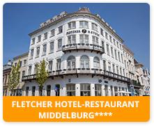 Fletcher Hotel–Restaurant Middelburg**** in Middelburg
