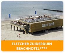 Fletcher Zuiderduin Beachhotel**** in Westkapelle
